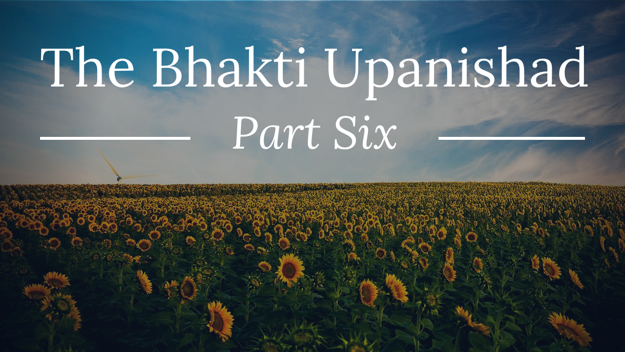 Bhakti Upanishad